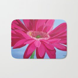 Pretty in Pink Bath Mat