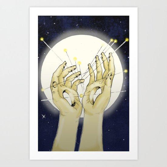 Liberosis Art Print