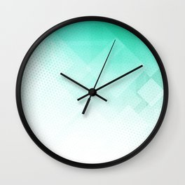 Abstract design background Wall Clock