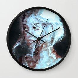 Ciri The Witcher Wall Clock