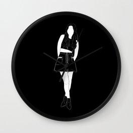 Honey & I Wall Clock