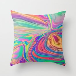 Hairspray Throw Pillow