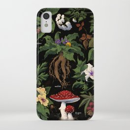 Poison Plants iPhone Case