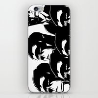 1984 iPhone & iPod Skins featuring 1984 by It's Mandra™
