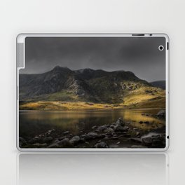 A Light in the Shadows Laptop & iPad Skin