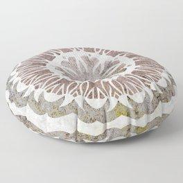 Shared love mandala Floor Pillow