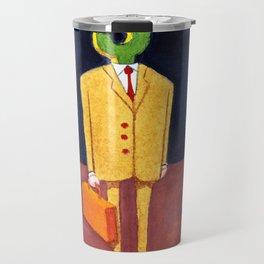 Money Man Travel Mug