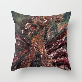 The Jersey Devil Throw Pillow