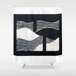 hesitation Shower Curtain