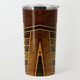 I Am An Amazon Leathers Travel Mug