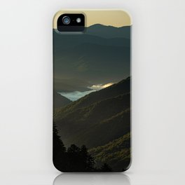 Craggy iPhone Case