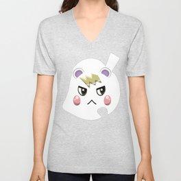 Animal Crossing Marshall Unisex V-Neck