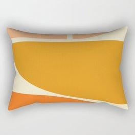 Life of pie Rectangular Pillow