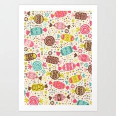 Sweeties Art Print