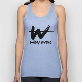 whatever Unisex Tank Top