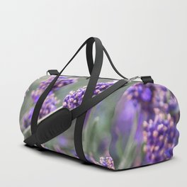 lavender fields Duffle Bag