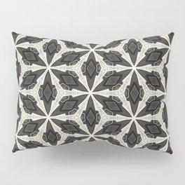 Openwork Abstract Pattern Pillow Sham
