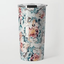 Flowers B2 Travel Mug