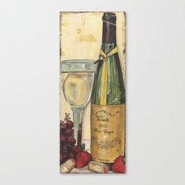 Veneto Pinot Grigio Canvas Print
