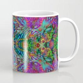 Buddha 5 geometry III Coffee Mug