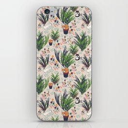 Brushwood Dogs iPhone Skin
