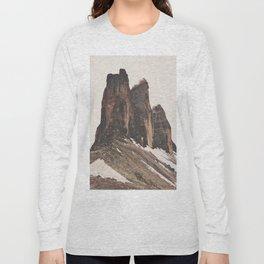 Three Rocks Long Sleeve T-shirt