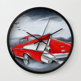 Chevrolet - Classic Cars Wall Clock
