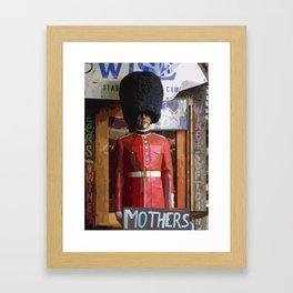 Grenadier Guard Framed Art Print
