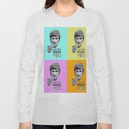 Manchester united legend Long Sleeve T-shirt