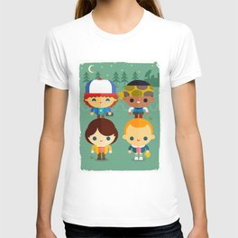 So stranger, with things T-shirt