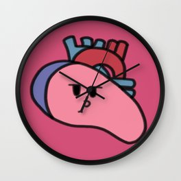 Love or Tachycardia? Wall Clock