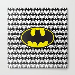 DC Comics Super Hero Metal Print