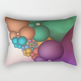 ballpattern -2- Rectangular Pillow