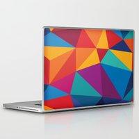 brain Laptop & iPad Skins featuring Brain by Sobhani