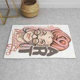 its always about art  Rug