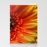 tequila Stationery Cards featuring Tequila Sunrise by Tracy66