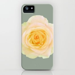 bed of roses: texas iPhone Case