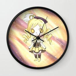 Mami Tomoe Galaxy Wall Clock