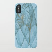 shell iPhone & iPod Cases featuring Shell by Susann Mielke