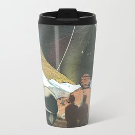 """Tribute to """"los desaparecidos"""" Travel Mug"""