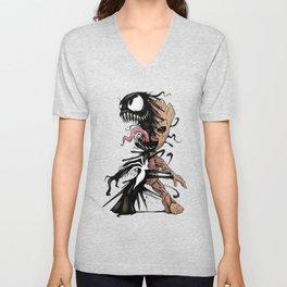 I am Venom Unisex V-Neck