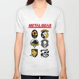 Metal Gear Unisex V-Neck