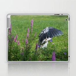 Welcome Heron Laptop & iPad Skin