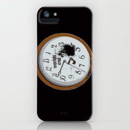 Worlds End iPhone Case
