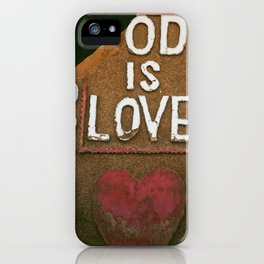 Od Is Love iPhone Case