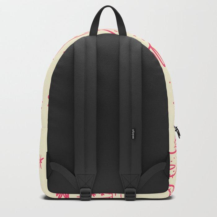 pattern21 Backpack