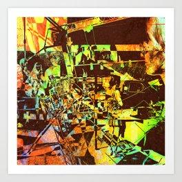 Another Sunday Impression Art Print