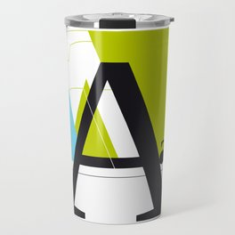 A a Travel Mug
