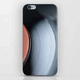 33&1/3-RPM Variant (Color) iPhone Skin