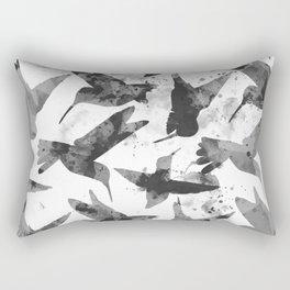 Nectar Hunting 2 Rectangular Pillow